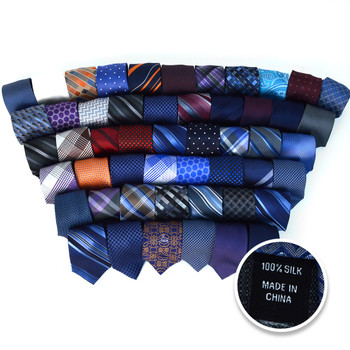 72pc 100% Silk Ties Random Assorted Pack- SWASST-72