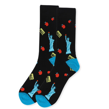 Men's Novelty New York City Socks
