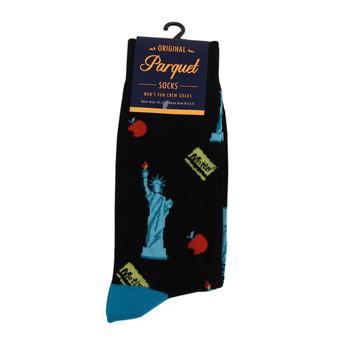 Men's Novelty New York City Socks - NVS19419