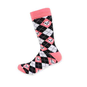 Women's Novelty Giant Panda Socks