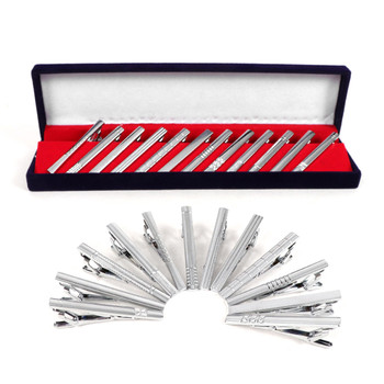 24pc Assorted Tie Bars Set TB1302