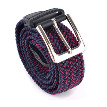Men's Stretch Braided Woven Belts - BEB3301