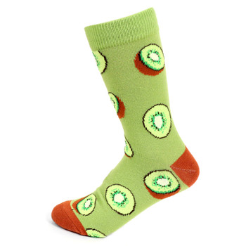 Women's Kiwi Novelty Socks - LNVS19500-GRY