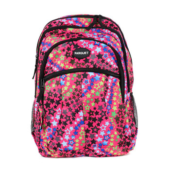Star Pattern Pink Novelty Backpack-NVBP-32