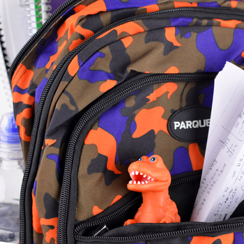 Camouflage Novelty Backpack-NVBP-02