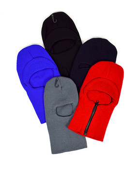60pc Assorted Prepack Ski Mask HAP60-1