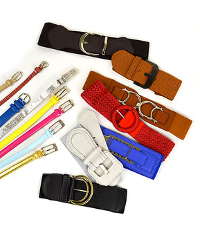 120pc Prepack Assorted Women's Belts BAP120