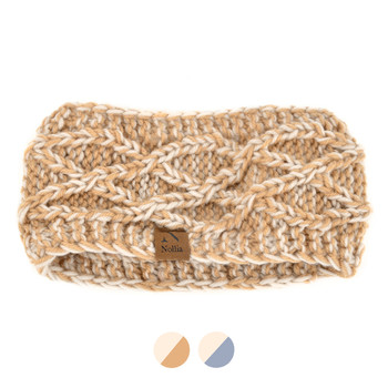 Women's Chunky Knit Winter Head Band - WHB5000