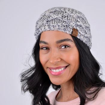 Women's Chunky Knit Winter Head Band - WHB5000
