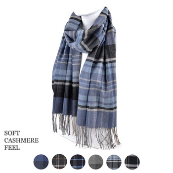 Unisex Acrylic Winter Scarves AS2500