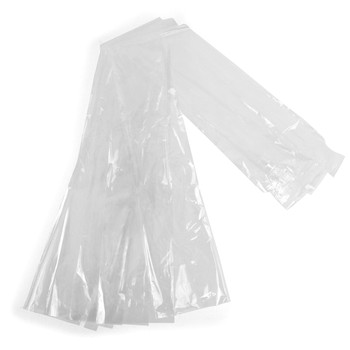 2000pc Clear Plastic Necktie Sleeves