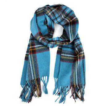 Unisex 100% Wool Scarf HWS610