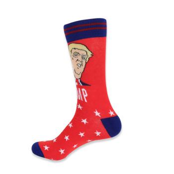 Men's Donald Trump Novelty Socks