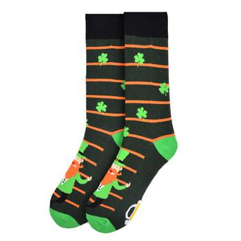 Men's Leprechaun Novelty Socks - NVS19555