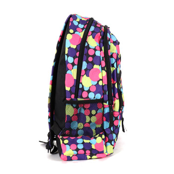 Circular Pattern Novelty Backpack-NVBP-05