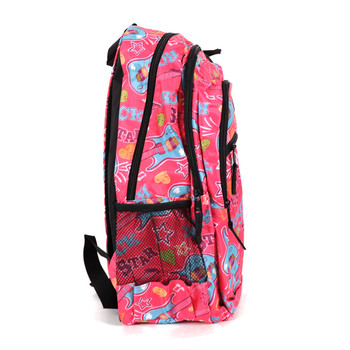 Guitar Pink Novelty Backpack-NVBP-06