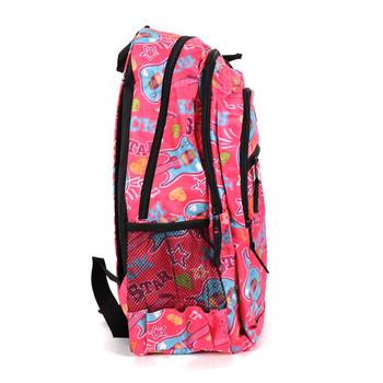 Guitar Pink Novelty Backpack-NVBP-06