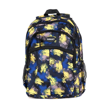 Abstract Colors Novelty Backpack-NVBP-12