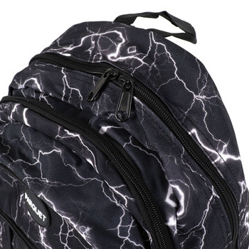 Lightning Pattern Novelty Backpack-NVBP-20