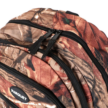 Camouflage Woods  Pattern Novelty Backpack-NVBP-23