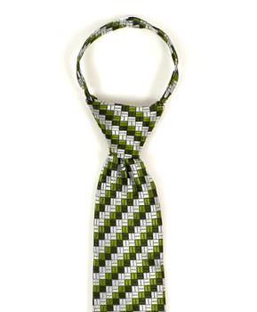 """Boys Zipper Tie 14"""" MPWZ3544"""