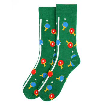 Men's Ping Pong Novelty Socks - NVS19582