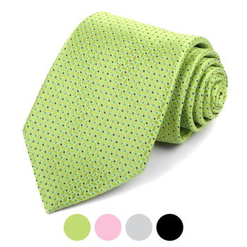 Microfiber Poly Woven Tie - MPW5934