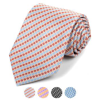 Microfiber Poly Woven Tie - MPW5933