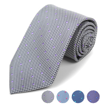 Microfiber Poly Woven Tie - MPW5940