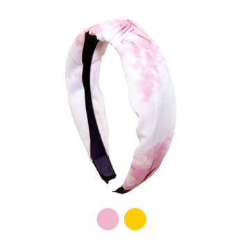 "Tie Dye Pattern ""C"" Shaped Head Band -PHB1002"