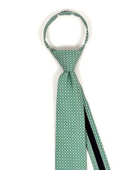 """Boys Zipper Tie 17"""" MPWZ3514"""