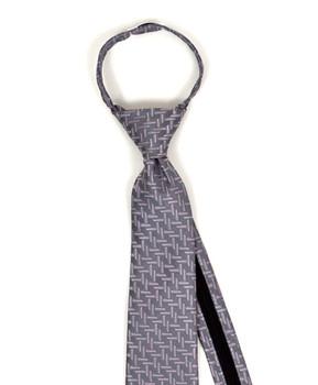 """Boys Zipper Tie 17"""" MPWZ3516"""