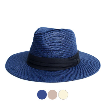 Spring/Summer Women's Wide Brim Hat - LFH190101