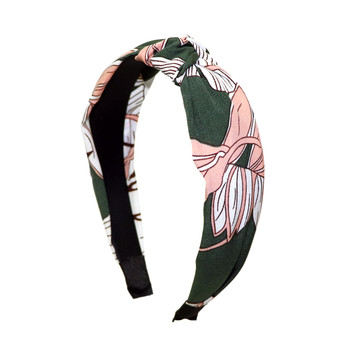 "Floral ""C"" Shaped Head Band - PHB1005"