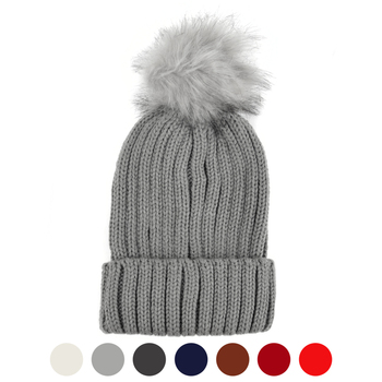 Ladies Knit Winter Hat - LKH5029