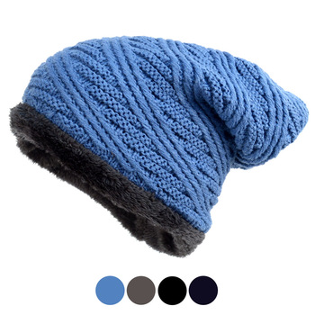 Slouchy Oversized Baggy  Winter Beanie Hat -  SLK6026