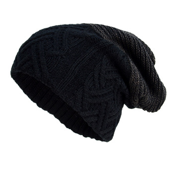 Slouchy Oversized Baggy  Winter Beanie Hat -  SLK6028