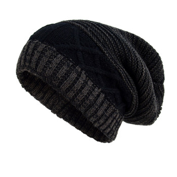 Slouchy Oversized Baggy  Winter Beanie Hat -  SLK6029