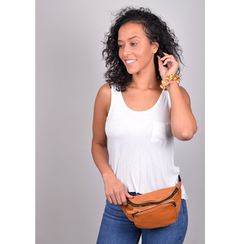 Women's PU Leather Fanny Packs - LFBG1841