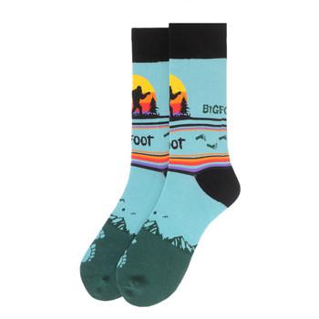 Men's Big Foot Novelty Socks - NVS19587