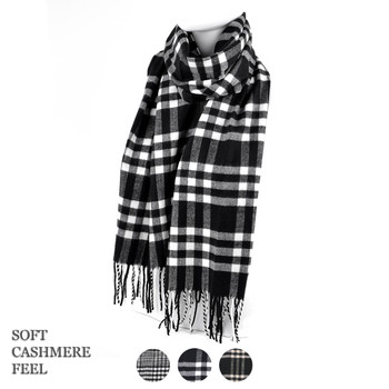 Unisex Cashmere Feel Scarves AS2400-2