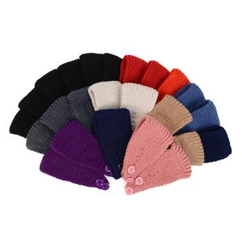 24pcs Assorted Colors Women's Knit Winter Headband Ear Warmer - H1805038
