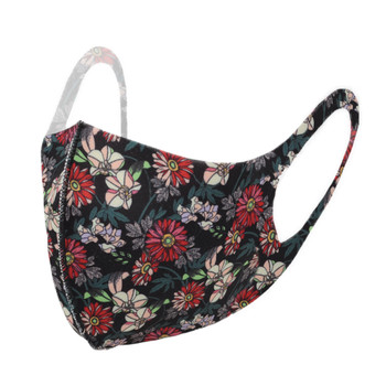 Floral Print Fashion Face Mask - PPE20