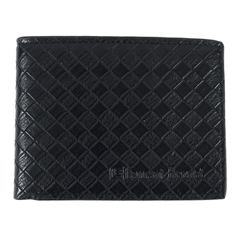 Bi-Fold Leather Wallet - MLW04161