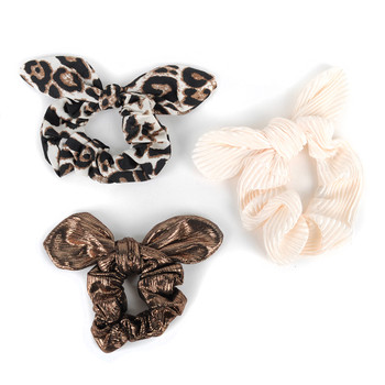 3pc Scrunchy Bow Set - 3SHS-BOW-1