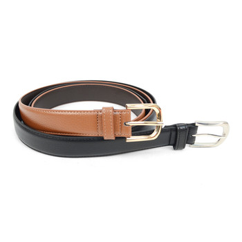 Genuine Leather Men's Dressy  Belt - MGLD18062