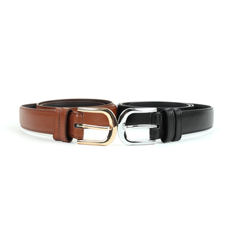 Genuine Leather Men's Dressy  Belt Duo Pack- MGLD18062-DUO