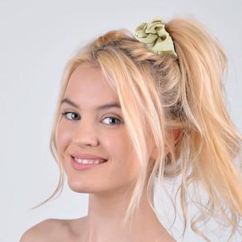 4pc Assorted Hair Scrunchies - 4SHS-SLD1