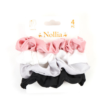 4pc Spring/ Summer Hair Scrunchies - 4SHS-SLD2