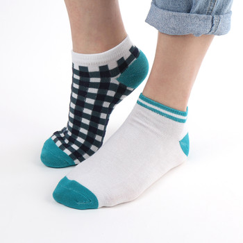 Assorted Pack (6 pairs) Women's Multicolor Low Cut Socks LN6S1622